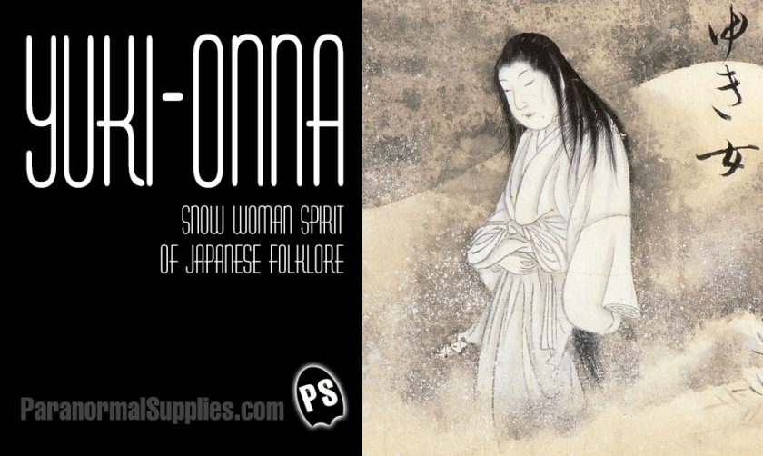 paranormal-supplies-yuki-onna