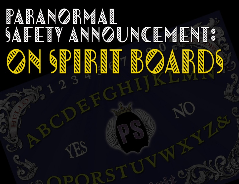 paranormal-supplies-safety